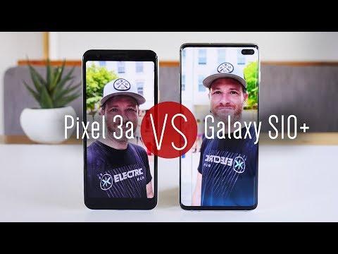 Pixel 3a vs. Samsung Galaxy S10+: camera comparison