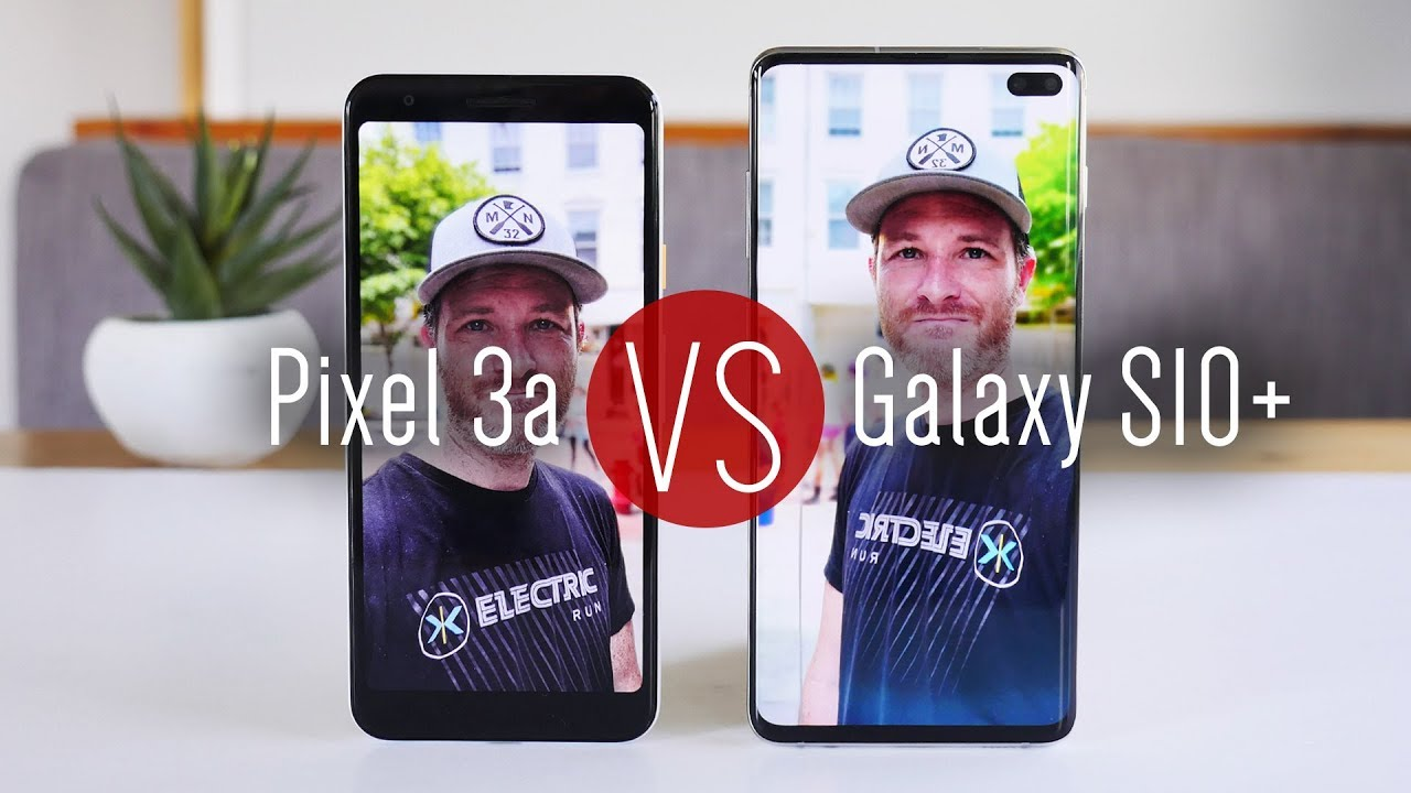 Pixel 3a vs. Samsung Galaxy S10+: camera comparison