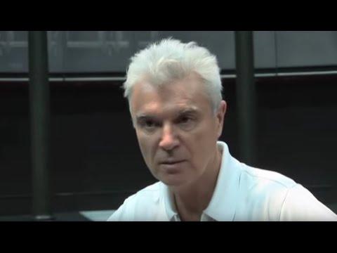 David Byrne | Sound & Vision | TateShots