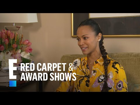 "Zoe Saldana Spills Deets on ""Guardians of the Galaxy Vol. 2"" 