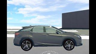 (Greenville, WI ROBLOX) 2017 Lexus RX450h F-Sport
