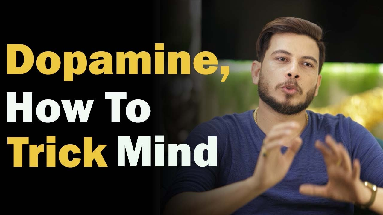Dopamine: How to Trick Mind to Win in Life | Nitish Rajput