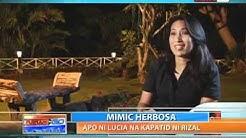 News to Go - Mga apo ni Jose Rizal, namana ang ilan sa kanyang mga katangian 6/17/11