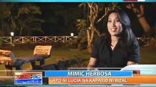News to Go - Mga apo ni Jose Rizal, nama...