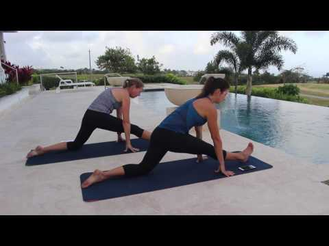 20 MINUTE YIN YOGA SESSION IN BARBADOS