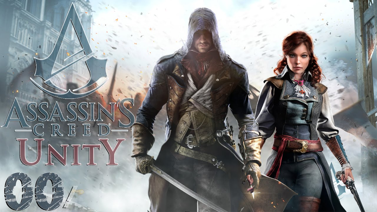 Assassin's Creed Unity - (00/34) FAN-MADE PROJECT TRAILER ...