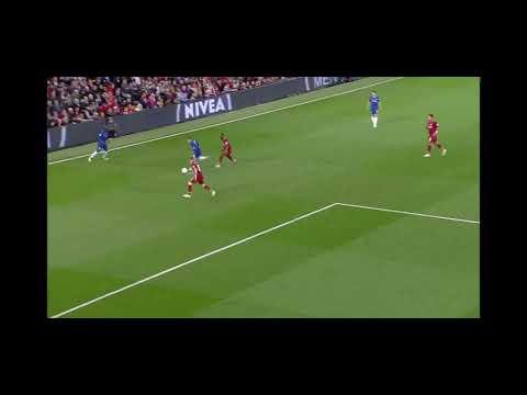 Liverpool vs Chelsea 1-2 (Eden Hazard Goal)