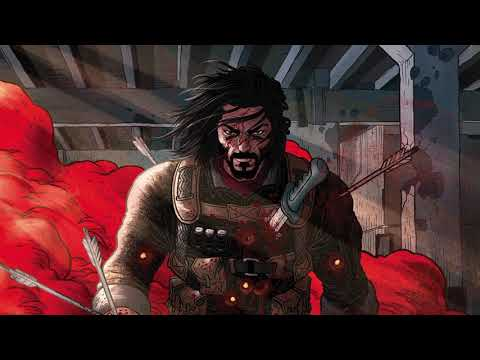 BRZRKR - Official Comic Trailer