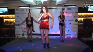 Презентация клипа певицы Ева в Royal Bar (bugoff.TV)