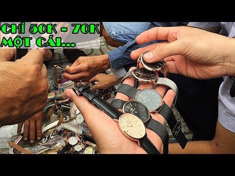 Chen Chút Mua đồng Hồ Ve Chai, Chuyện Thường Ngày ở Chợ Rác Quận 10