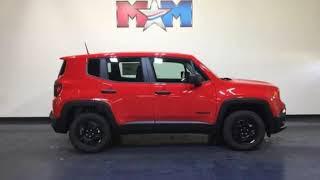 New 2018 Jeep Renegade Christiansburg VA Blacksburg, VA #DC181585