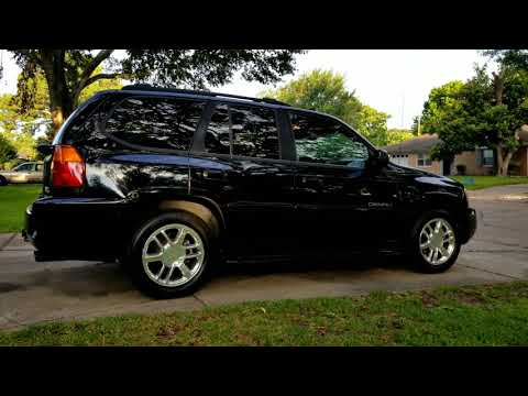 GMC Envoy Denali With Flowmaster 40 Series And Resonator Delete