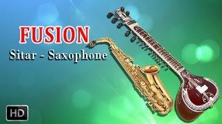 Fusion Blend Of Sitar Saxophone - Sunadham Madhyamavathi - B.Sivaramakrishna Rao,V.Janardhan.mp3