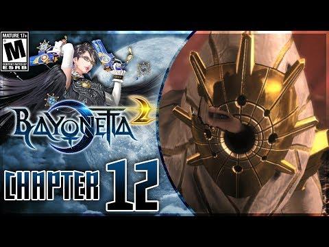 Bayonetta 2: Chapter 12 - The Lumen Sage - Walkthrough on Nintendo Switch! - 동영상