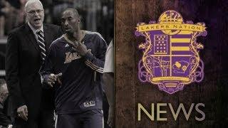 Lakers News: Kobe Talked To Phil Jackson Regarding Michael Jordan Comparison