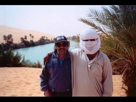 5°Parte deserto del Murzuk Fezzan video del viaggio in Libia Avventure nel Mondo Pistolozzi Marco