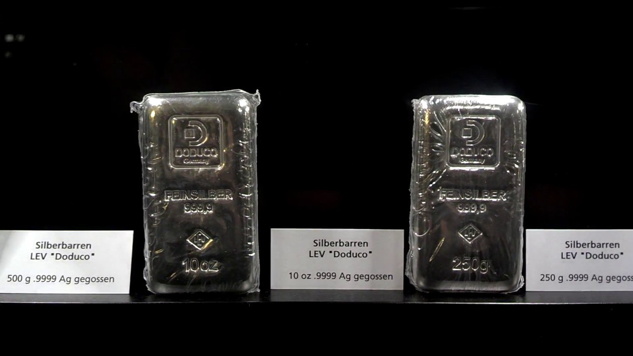 Silver´s safe & sexy 91: Geiger coin collection modern part