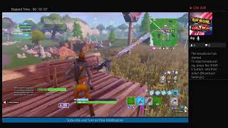 Fortnite| playing with PTK-Alphx and don't forget to use code alpha at checkout in the item shop