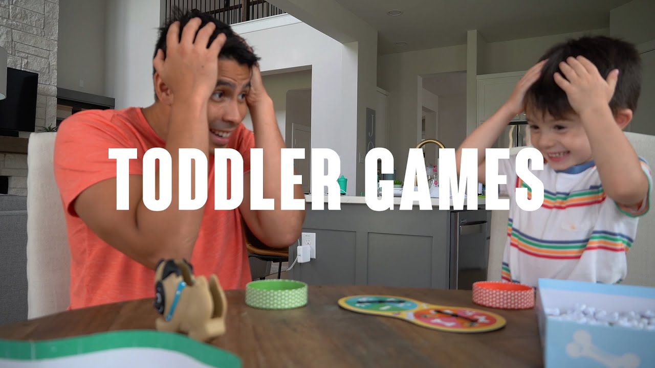 Games for Toddlers and Doona Liki Trike Unboxing