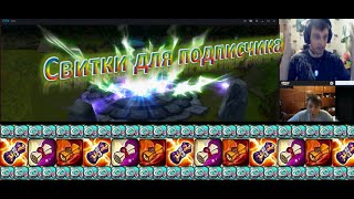 Summoners war: Summoning scrolls, stone for Cabarnoy/Призываем свитки, камни + 3 6* для Cabarnoy v