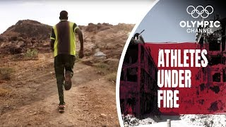 How a South Sudanese runner trains in the middle of a Civil War |Athletes Under Fire
