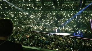 Sam Smith in concert Chicago 08/15/2018
