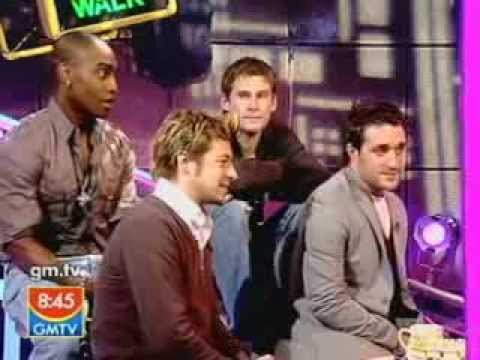 Blue - Interview (GMTV 19.03.2004)