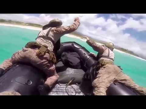 USMC Force Recon Training - US Marines Force Recon Training - Episode 2