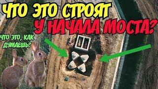 Крымский мост(ноябрь 2018) TIMELAPSE Глобальные перемены на Ж/Д подходах к мосту! Красивые кадры!