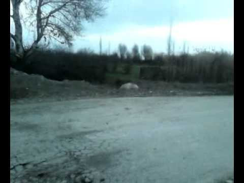 Kurdemir rayonu Mollakend kend yol temiri