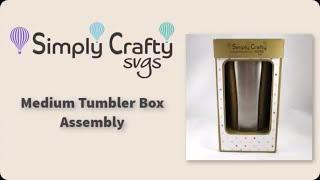 Medium Tumbler Box Assembly
