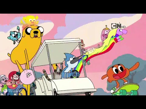 Cartoon Network Asia : CN is Crazy 2015 [Song Promo]