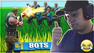 ALL ARE BOTS IN FORTNITE!