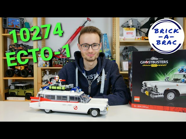 LEGO® 10274 Ghostbusters ECTO-1 im Review!