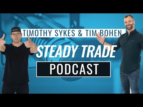 SteadyTrade Podcast With Tim Bohen