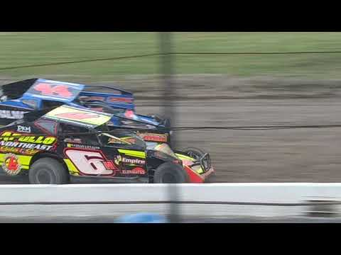 1st Modified Feature @ Fonda Speedway on 6/1/19