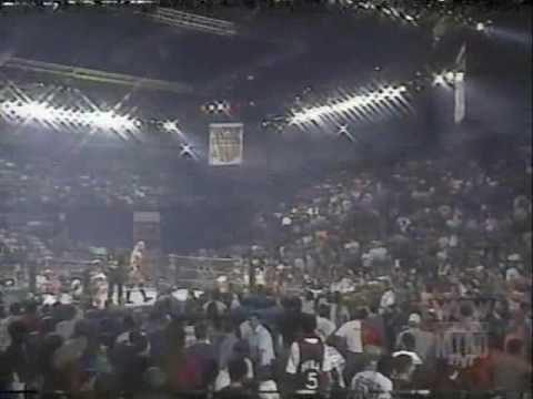 (3.17.1997) Road to Spring Stampede 1997 Part 5 - Giant & Lex Luger vs. The Knuckles plus Sting