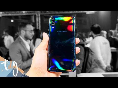 Menuda SORPRESA! Samsung Galaxy A70