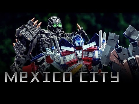 Mexico City: A Transformers Story (Age Of Extinction Prequel)