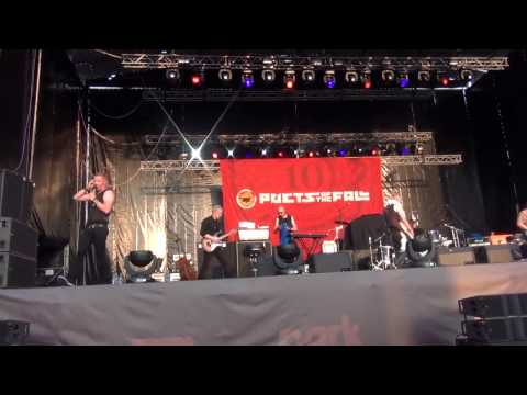 Poets of the Fall. Park Live in Moscow 28.06.2013