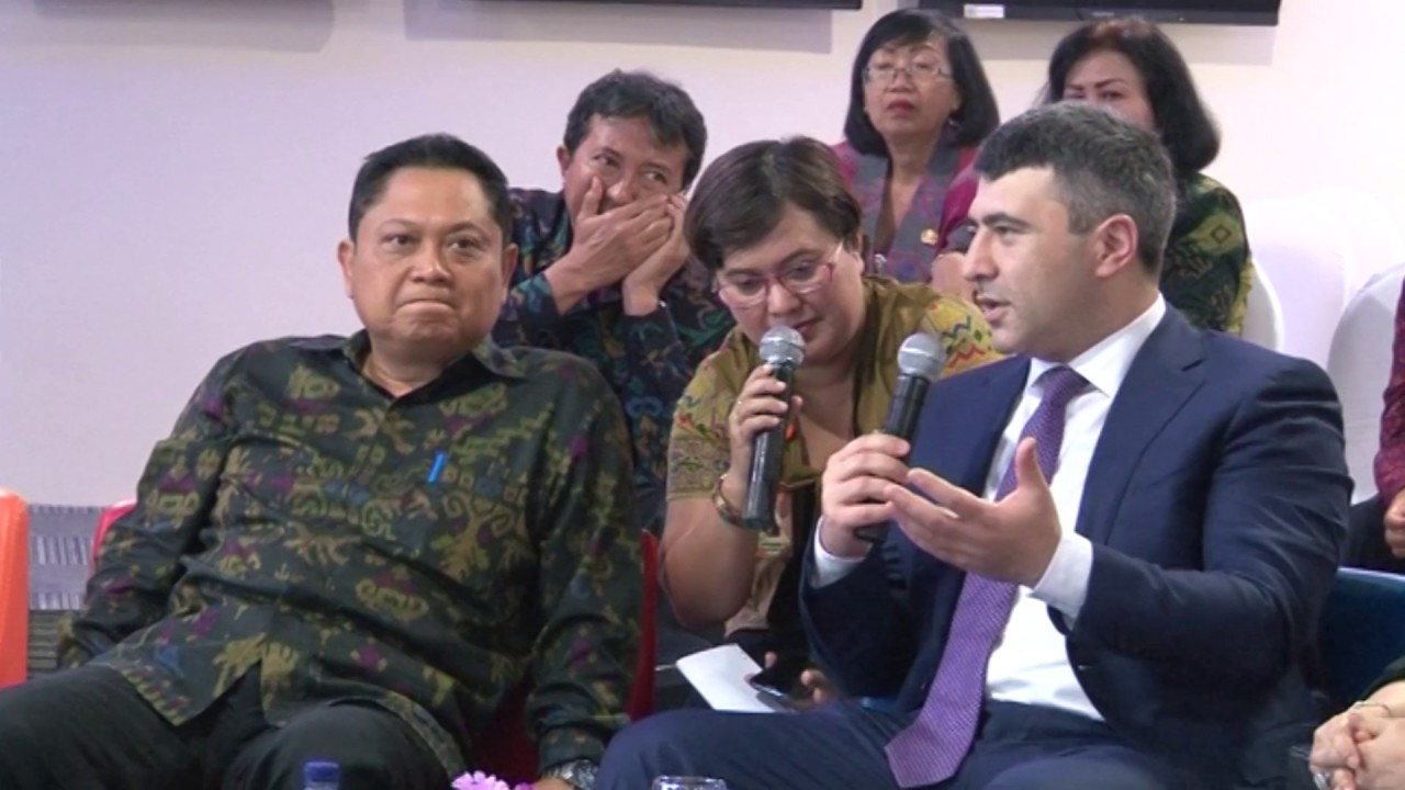 Big Applause Jawara UNPSA untuk Denpasar