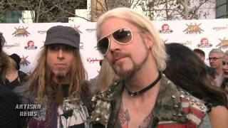 GINGER FISH, JOHN 5 INTERVIEW - ROB ZOMBIE GOLDEN GOD, NEW ZOMBIE ALBUM PROGRESS, SOLO ALBUMS