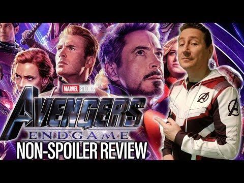 Avengers Endgame Review (2019)