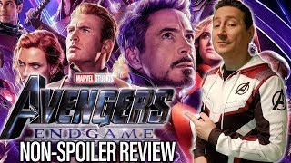 Avengers Endgame Review (2019)