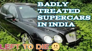 2018 SUPERCARS that are badly treated in INDIA  TOP 10  Car Guru