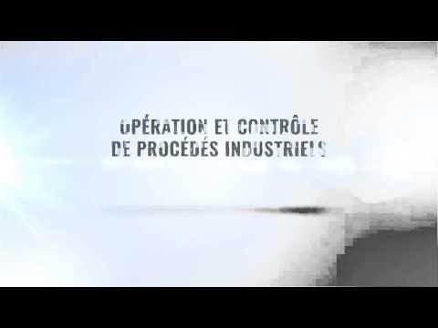 ELJ.3S  Opération et contrôle de procédés industriels SainteAnnedesMonts