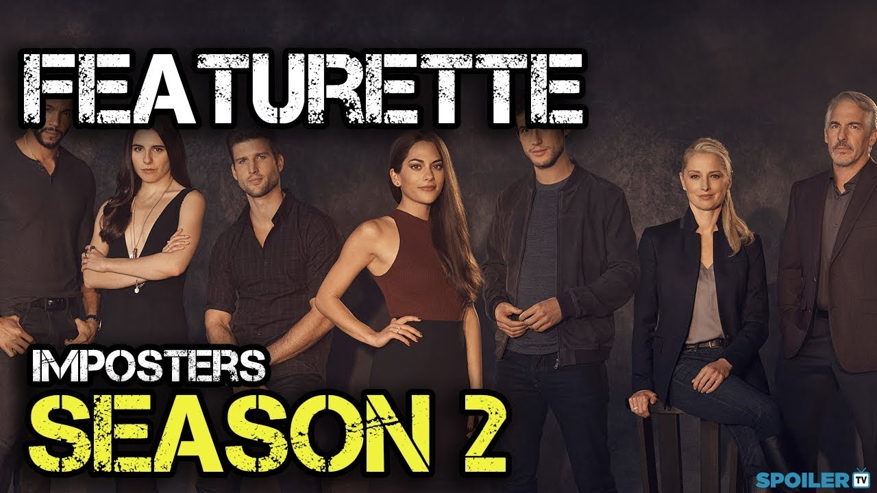 Download Imposters Season 2 Featurette