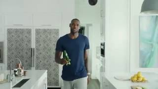 Lil yachts and Lebron James in Sprite commercial!!!