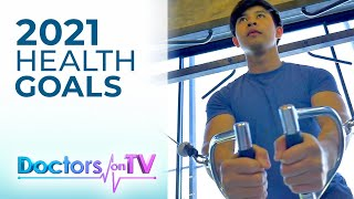 2021 Health Goals while in a Pandemic | DOCTORS on TV