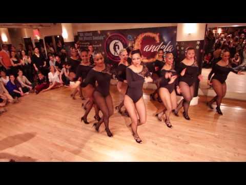 Tiffany Benson's Performance | Salsamania Third Anniversary